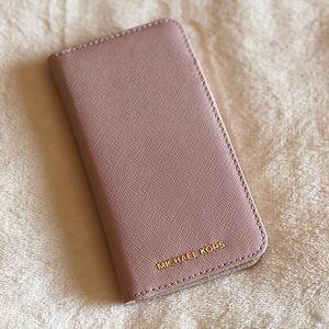 Michael Kors iPhone 6/6S Blush Phone Case